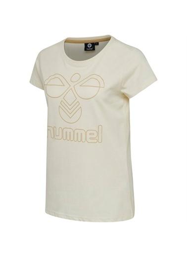 Hummel Hummel 206541 Senga Kısa Kollu Tshirt Beyaz